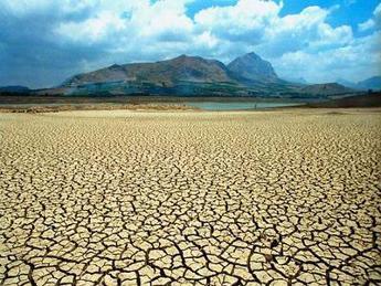 Nell'area del Mediterraneo in aumento il rischio di scarsità idrica