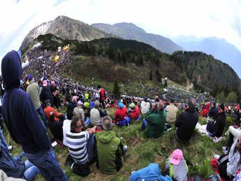 Le tappe del Giro d'Italia tra i boschi alpini certificati Pefc