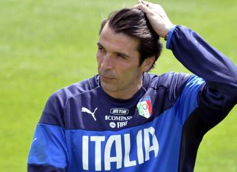 Buffon apprezza la cura Conte: L'Italia come la Juve