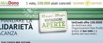 """Sicilia, Al via la quinta edizione di """"Un voto, 100mila aiuti concreti - Summer Edition 2014"""""""