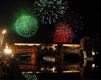 Firenze: i \'fochi\' di San Giovanni nella suggestiva cornice di Villa ...