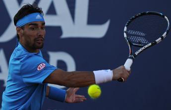 Super Fognini stende Nadal, l'azzurro in finale a Rio