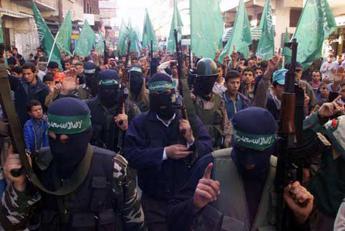 Hamas affronta Israele indebolito, alleati persi in primavere arabe