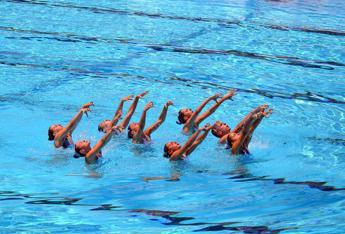 2fc9ff14d265 Boom del nuoto sincronizzato, l'effetto-sirenetta conquista le bambine:  +25% in 4 anni