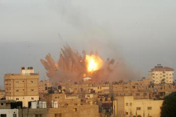 Hamas, nostri droni in ricognizione su Tel Aviv