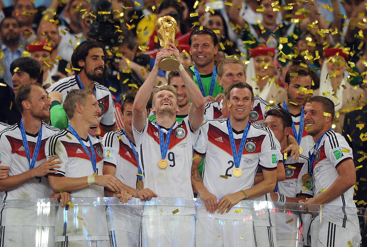 Germania campione per la quarta volta, è sua la Coppa del Mondo