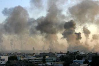 Settimo giorno di raid su Gaza, 172 morti e oltre 1.200 feriti