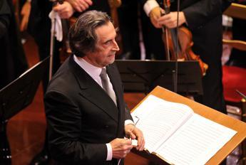A Spoleto Muti dirige l'Orchestra Giovanile Luigi Cherubini