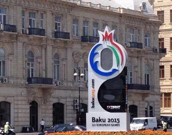 Conto alla rovescia per Baku 2015, in Azerbaigian pronti a fare la storia