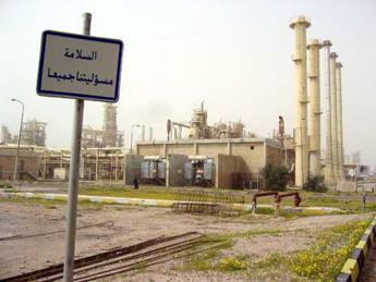Iraq: venduti 918 barili petrolio nel 2014, export record a dicembre