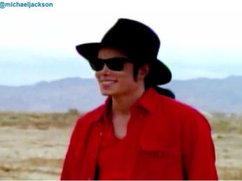 Il mito Michael Jackson rivive nel video di 'A place with no name': lanciato su Twitter