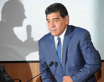 Calcio: voci su Maradona ct Palestina, ma federazione smentisce