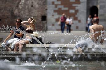 Tempesta di caldo sull'Italia, saranno 7 giorni di 'fuoco'