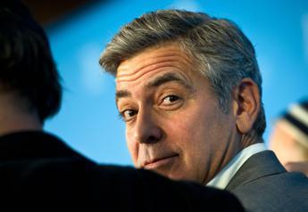 Nozze Clooney, l'esperto: Amal perfetto viatico per la carriera politica dell'attore