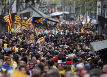 Catalogna come la Scozia, 9 novembre referendum sull'indipendenza. Governo contrario: è incostituzionale