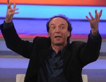 ''Benigni a 'Ballarò' gratis e per una sola intervista''