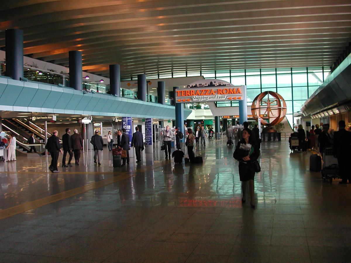 Aeroporto Fiumicino Nel Piano Sviluppo Obiettivo 50 Mln