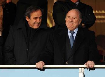 Blatter contro Platini: La Uefa non ha il coraggio di sfidarmi