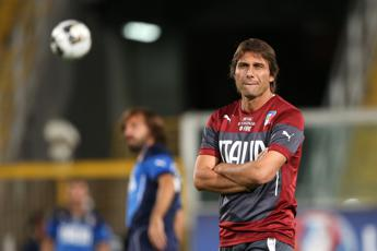 Conte: Balotelli è un patrimonio dell'Italia. In Nazionale grazie a sponsor? Solo chiacchiere.