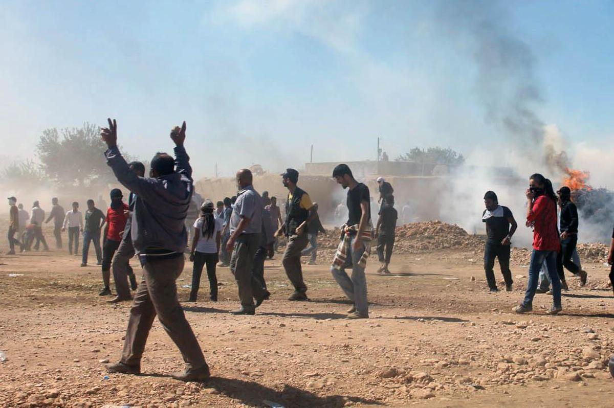Siria: Is entra a Kobane, su Youtube video avanzata