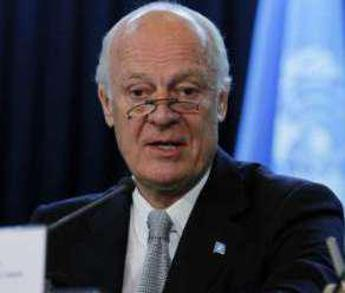 'UN proposal for a Syrian federal state gets mixed reaction from opposition'