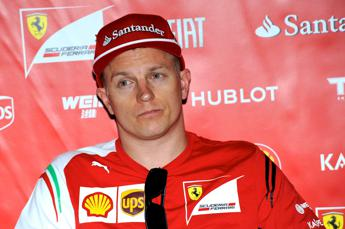 La Ferrari conferma Raikkonen, 'Iceman' in rosso anche nel 2016