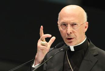 Card. Bagnasco e una delegazione dei vescovi in visita nella Striscia di Gaza
