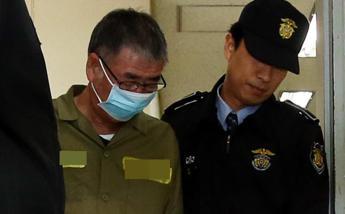 Traghetto sudcoreano, 36 anni di carcere al capitano. Per lui l'accusa aveva chiesto la pena di morte