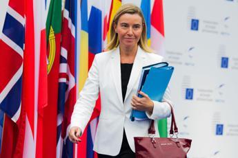 Mogherini in Medio Oriente, il ministro degli Esteri palestinese: Con lei nuovo ruolo chiave della Ue