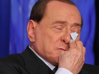 Caso escort, l'amarezza di Berlusconi: Sono sdegnato uscirà verità