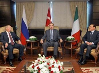 Eni esce da South Stream, cede il 20% al colosso russo Gazprom