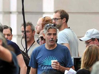 Natale messicano per George Clooney e Amal Alamuddin
