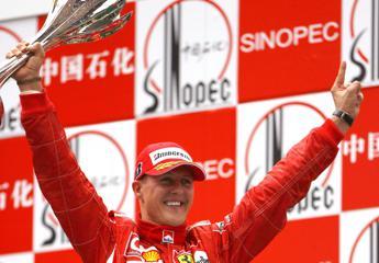 La collezione privata di Schumacher sarà esposta al pubblico nel 2017