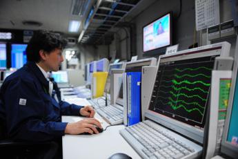 Terremoto 5,7 in Giappone, l'epicentro al largo di Okinawa