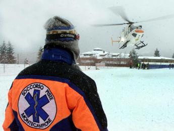 Due slavine su un gruppo di alpinisti in Alto Adige, un morto e tre feriti