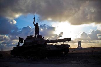 Libia, milizie sono entrate in possesso delle armi chimiche di Gheddafi