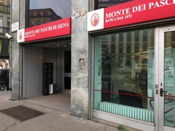 Borsa Milano chiude positiva, nuovo strappo Mps (+13%)