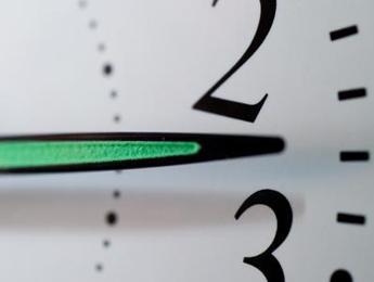 Domenica ritorna l'ora legale, alle 02,00 lancette avanti di un'ora