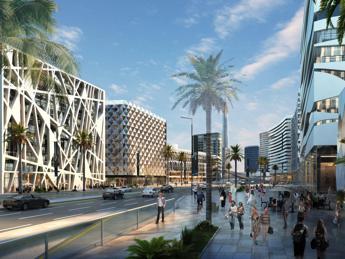 Gli emiri puntano sul Dubai Design District, sarà pronto prima dell'Expo 2020 /Video /Foto