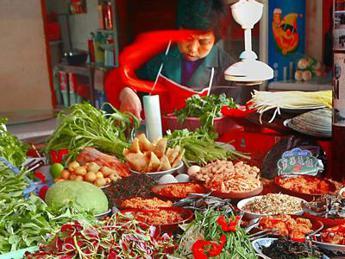 Expo, un 'Melting pot' culinario da 26 milioni di pasti