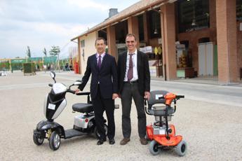 Inaugurato il Mobility Center di Expo 2015, è in Cascina Triulza