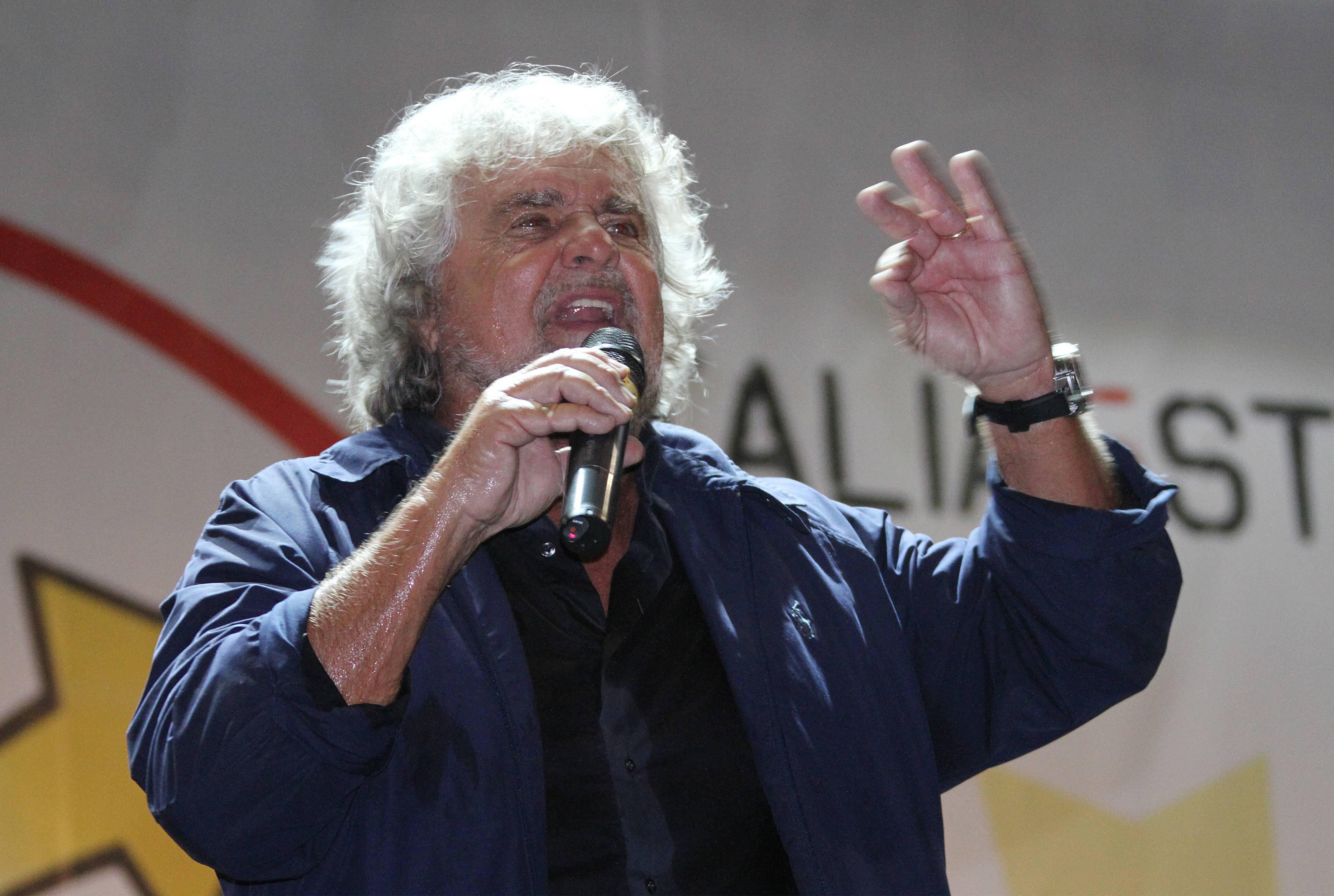 """Cancelleri (M5S): """"La presenza di Grillo ha rasserenato gli animi del movimento"""""""