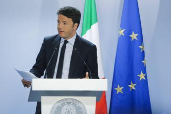 Ue, Renzi: Non più solo austerità ma serve una strategia. L'Italia non è più malata