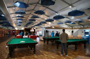 Sala Da Biliardo Roma : Biliardi restaldi dal biliardi nuovi ed usati produzione