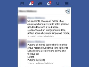 Incidente a Roma, insulti razzisti su Fb all'attrice rom Dijana Pavlovic: Spero che ti stuprino