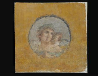 Carabinieri Tpc recuperano in Usa tre affreschi di Pompei