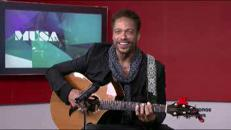 Gary Dourdan dal vivo all'Adnkronos con 'Someone told me'