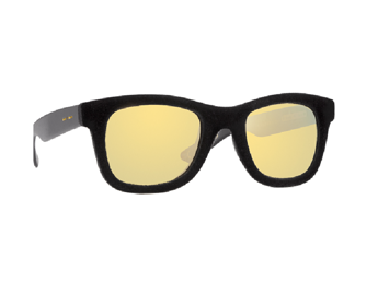Italia Independent a 'The Exhibition 2015' con occhiali in velluto