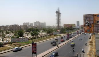 Pakistan, una croce di 42 metri a Karachi per i cristiani perseguitati