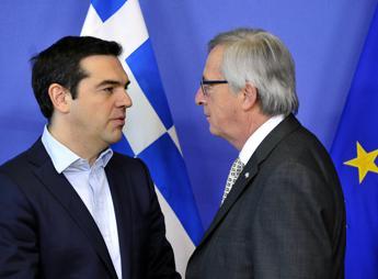 Grecia-Ue, su obiettivo bilancio parti vicine ad accordo